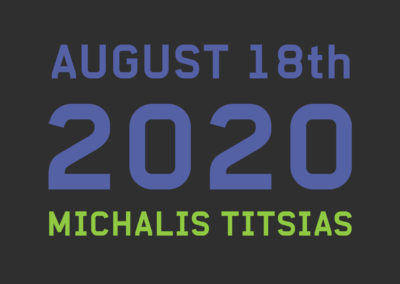 Speaker : Michalis Titsias (Deepmind)