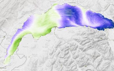 DATALAKES: HETEROGENEOUS DATA PLATFORM FOR OPERATIONAL MODELING AND FORECASTING OF SWISS LAKES